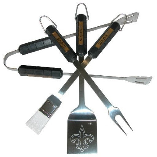 New Orleans Saints BBQ Set