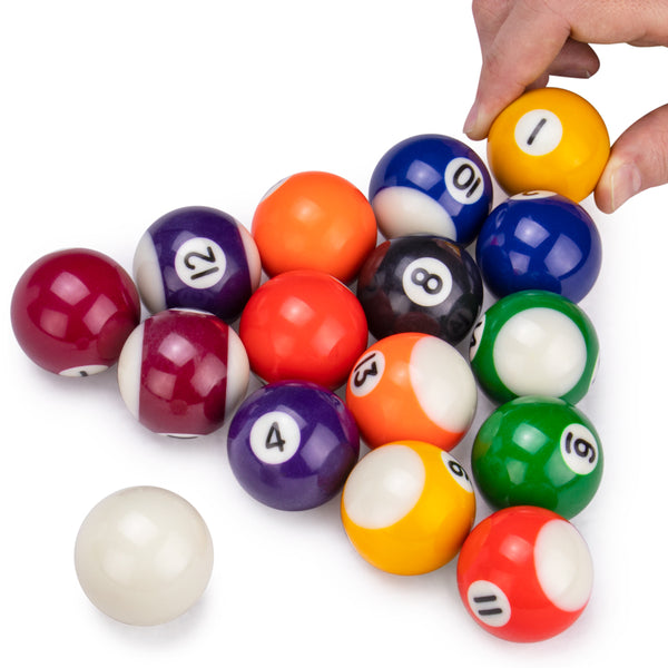 Mini Pool Ball Set