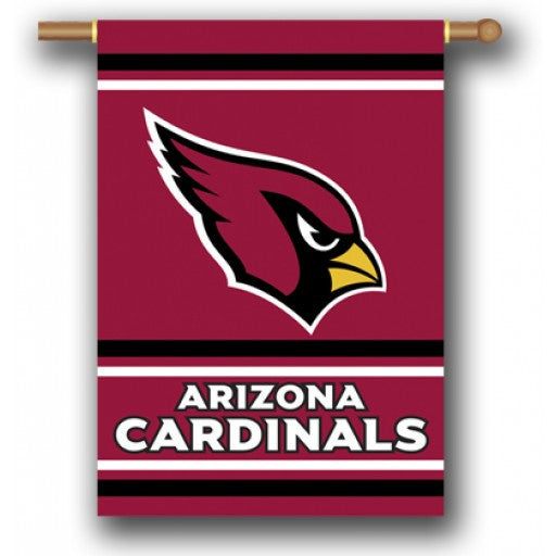 Arizona Cardinals 2-Sided House Banner