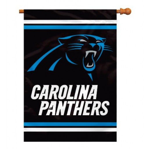Carolina Panthers 2-Sided House Banner