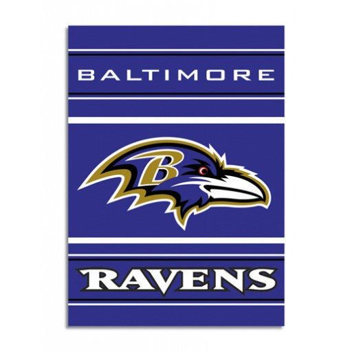 Baltimore Ravens 2-Sided House Banner