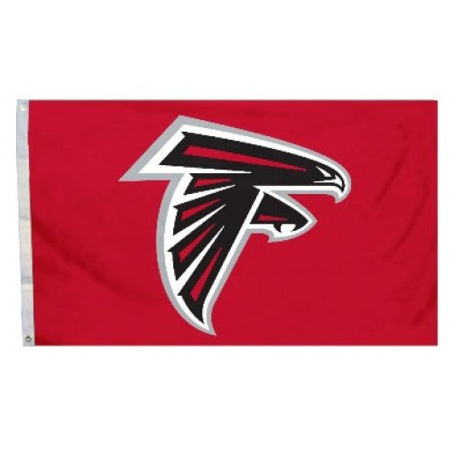 Atlanta Falcons Logo 3 x 5 Flag