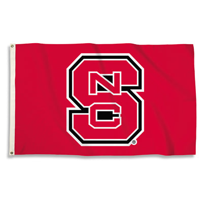 North Carolina State Logo Flag