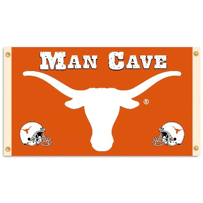 Texas Man Cave Flag