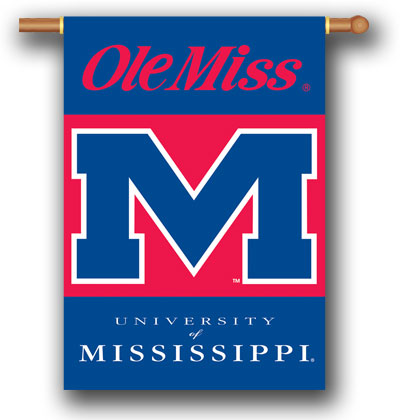 Ole Miss House Banner