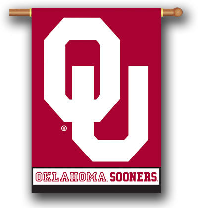 Oklahoma Sooners House Banner