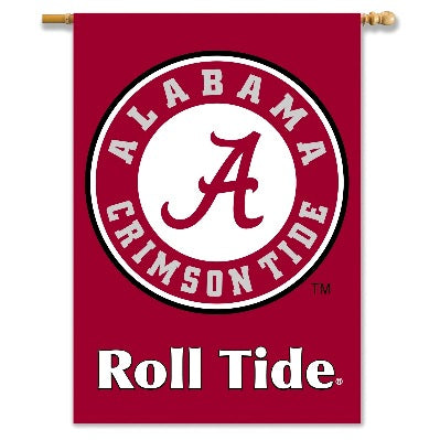 Alabama 2-Sided House Banner