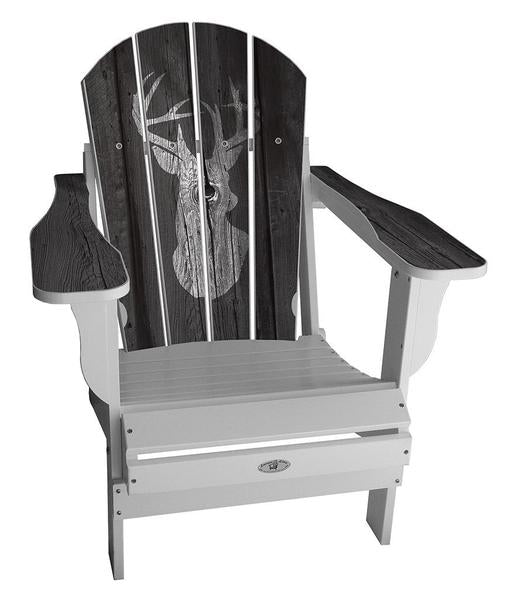 Deer Lifestyle Adirondack Chair