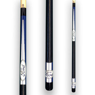 Ford Stripes Pool Cue