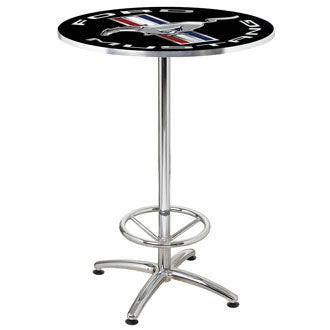 Ford Mustang Pub Table