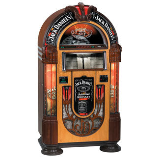 Jack Daniel's® Nostalgic Bubbler CD Jukebox