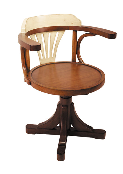 Purser's Chair - Ivory