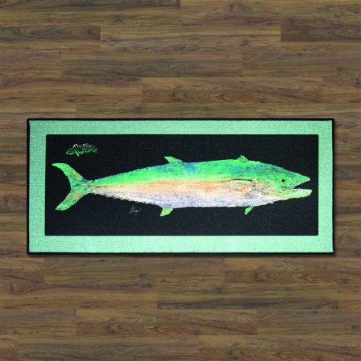 Realfish Kingfish Floor Mat