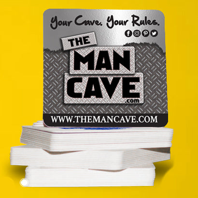 The Man Cave Coasters