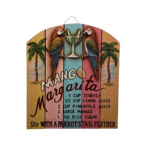 Mango Margarita Sign