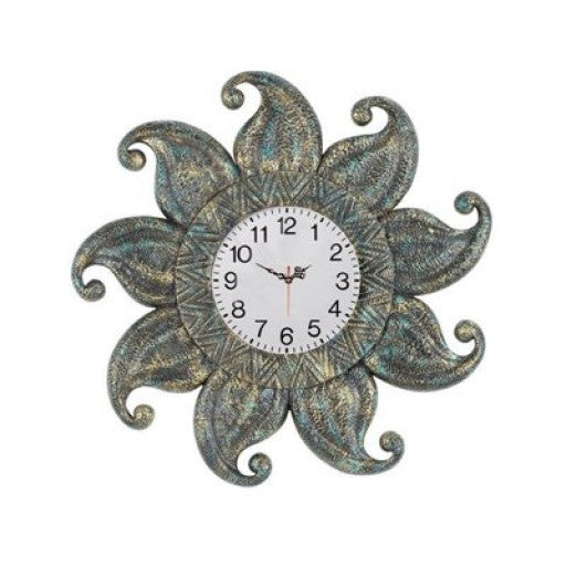Outdoor Sun Clock