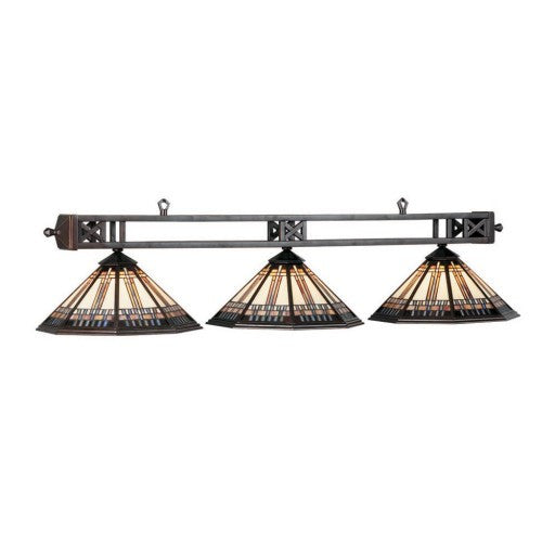 Winslow 3-Light Billiard Light