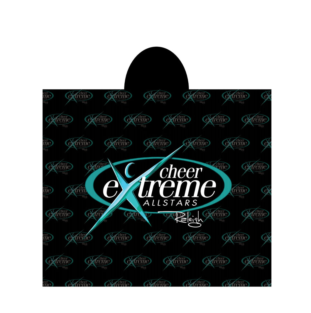 CEA Raleigh Logo Hooded Blanket