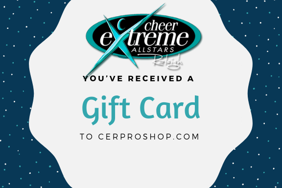 $50 Gift Card to the CERPROSHOP