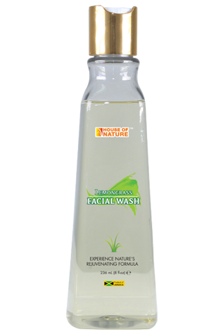 Lemongrass Facial Wash