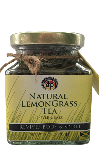 Natural Lemongrass Tea