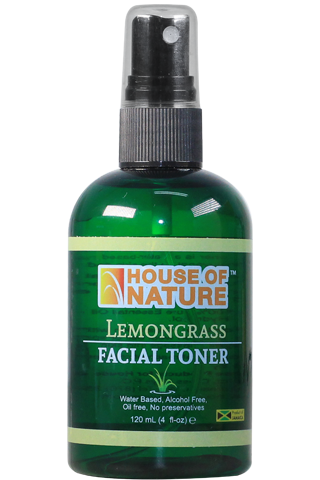 Lemongrass Facial Toner
