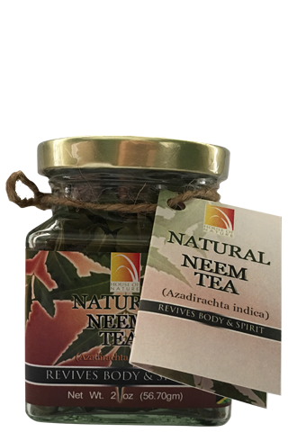 Natural Neem Tea