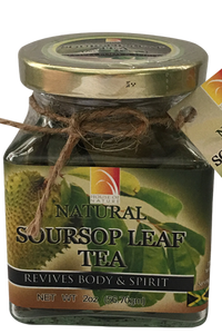 Natural Soursop Leaf Tea
