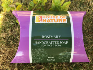 Rosemary Face and Body Soap