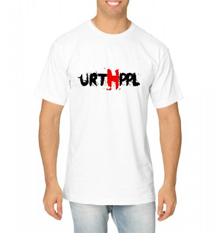 URTHPPL Logo Men's Tee-Natural