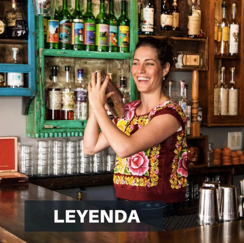 Leyenda Latin Bar