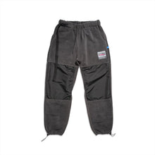 GOODBOIS GEOTAG FLEECE TECH TRACK PANTS GREY