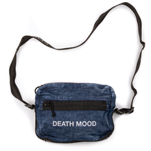 "SPUTNIK 1985 ""DEATH MOOD"" Waist Bag Jeans"