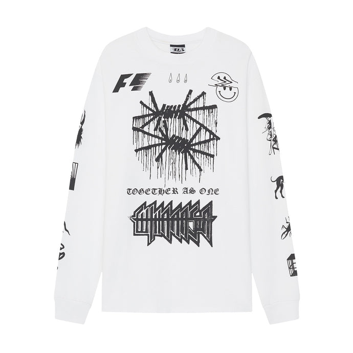 Volchok X Euthanasia TOGETHER AS ONE longsleeve