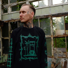 Ruh.institute X Misha Shizm Long sleeve Black