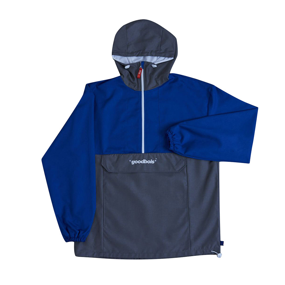GOODBOIS United Anorak Blue