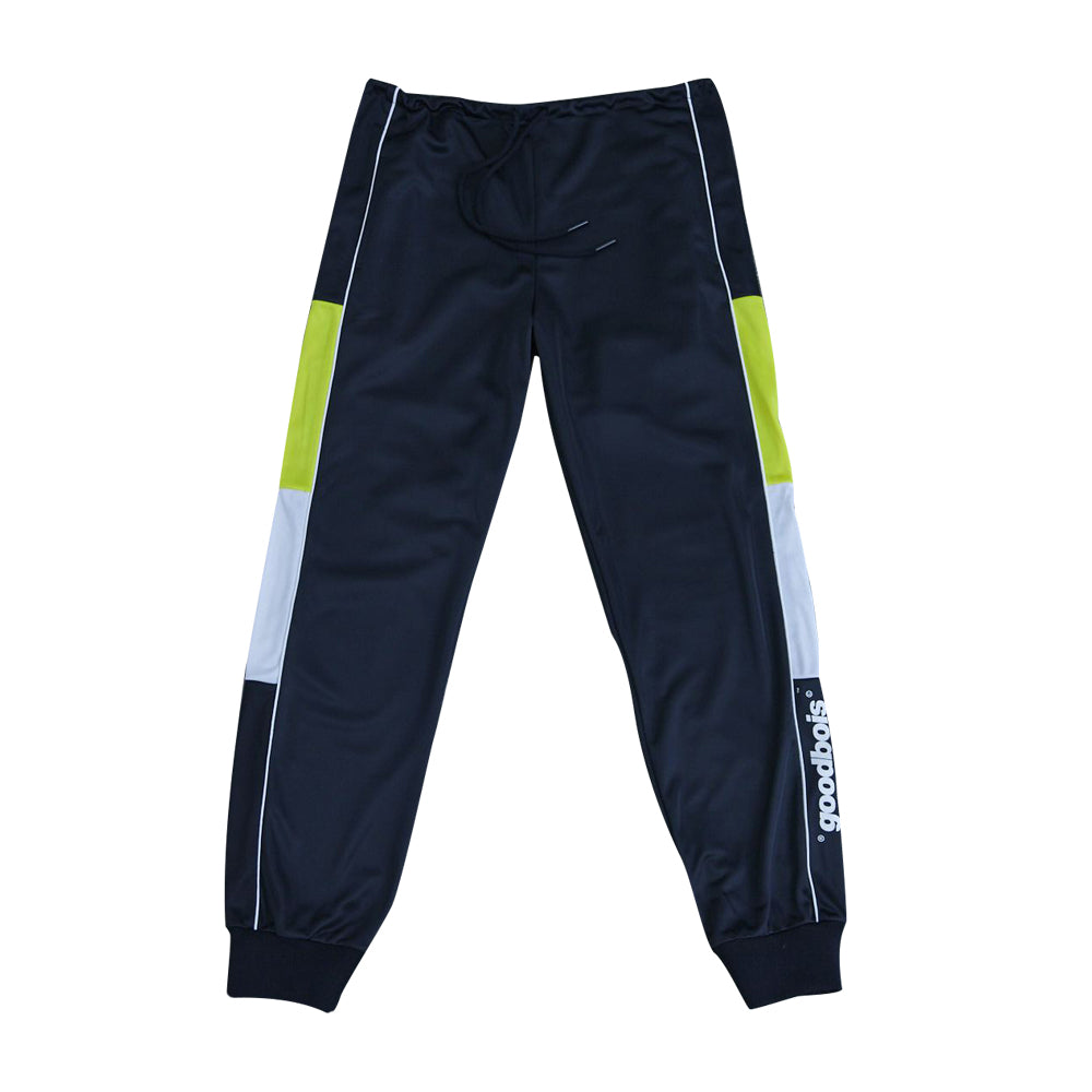 GOODBOIS Official Racing Pants Black