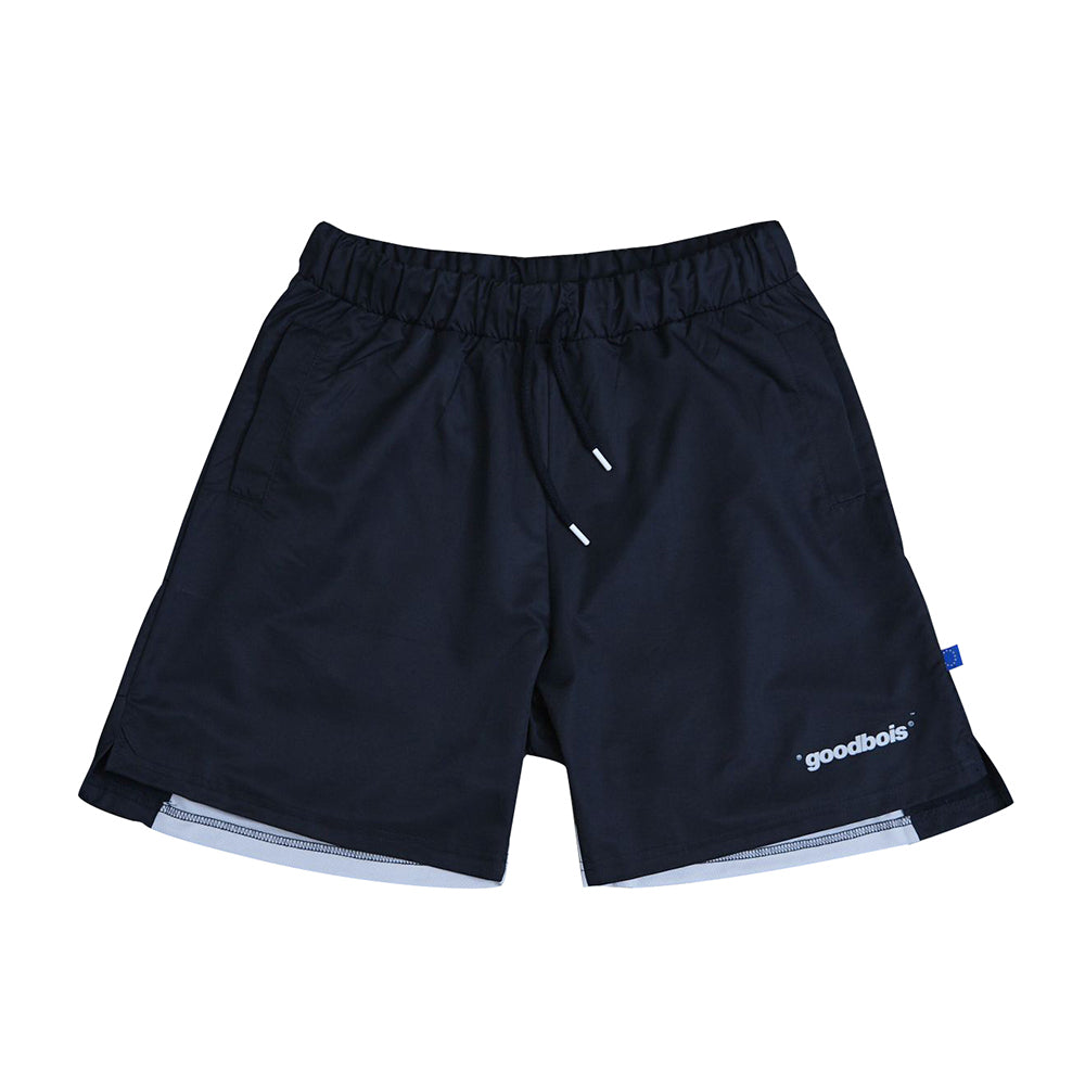 GOODBOIS Official Boardshorts Black