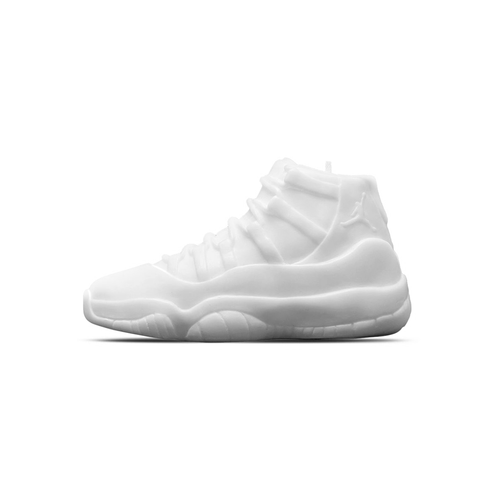 Sneaker candle Air Jordan XI White