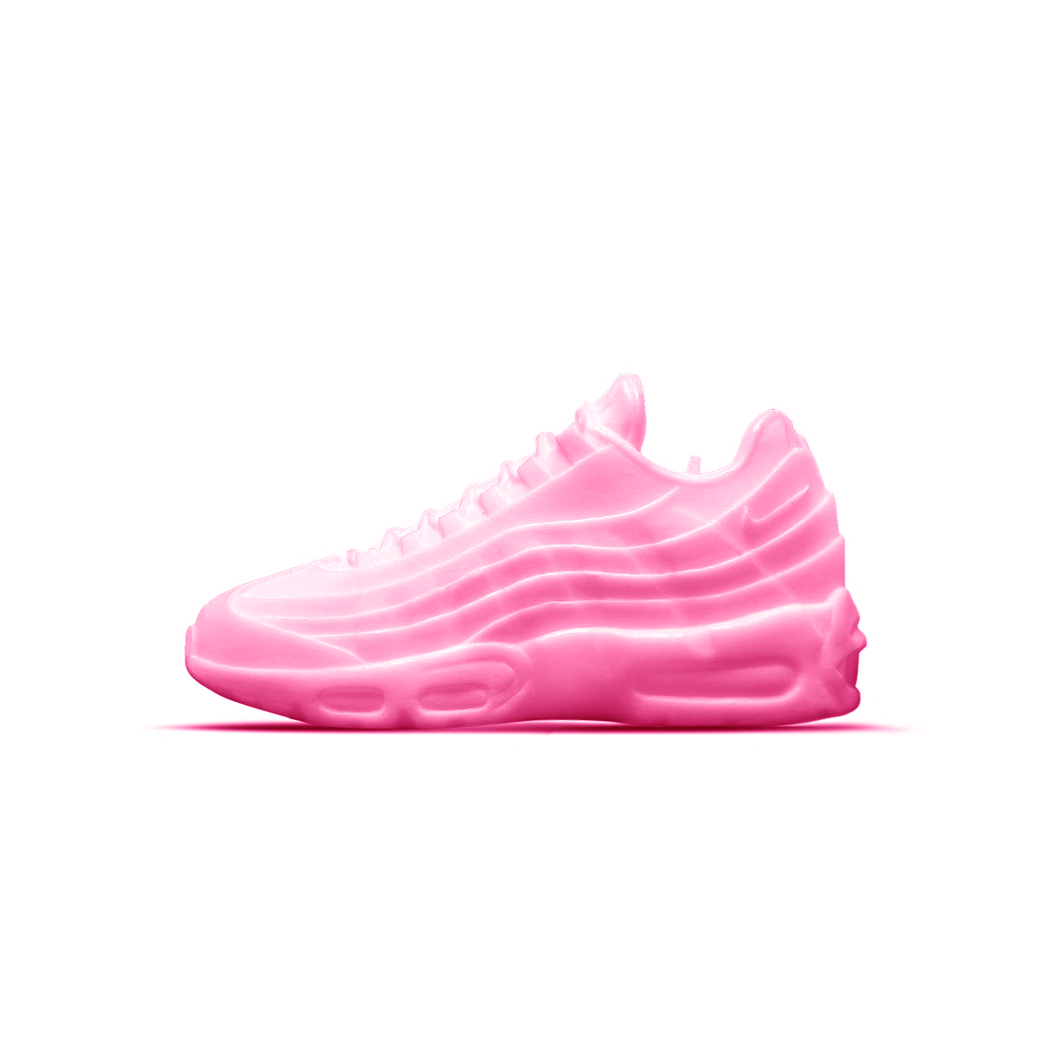 promo code f44bf d841f ... cheapest sneaker candle air max 95 pink a7e52 7a406