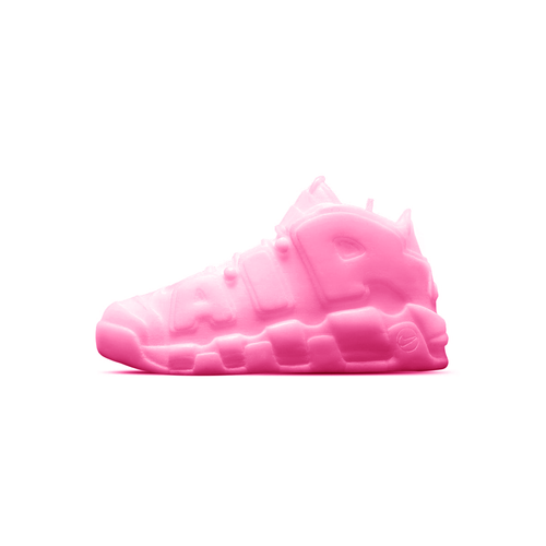 Sneaker candle Air More Uptempo Pink