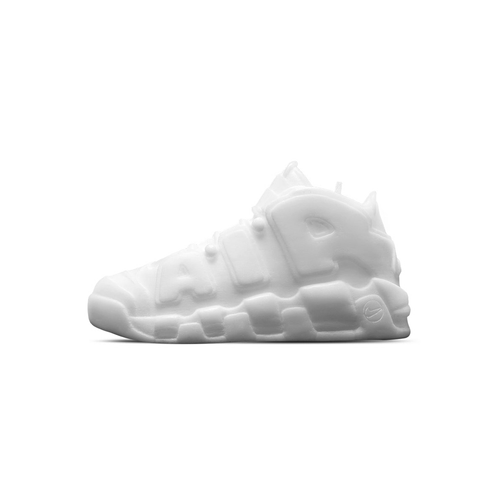 Sneaker candle Air More Uptempo White