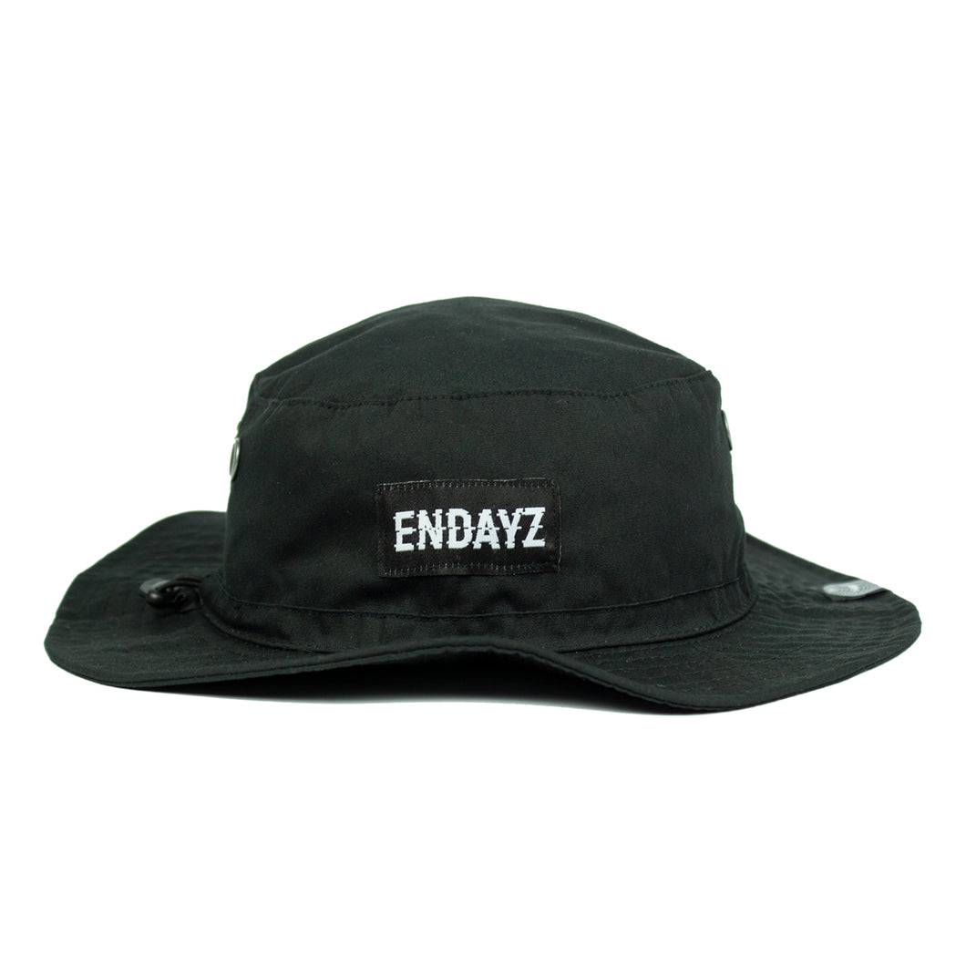 Endayz bucket hat black