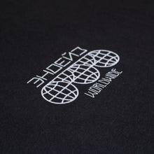 Endayz Club logo - black | Long T-shirt