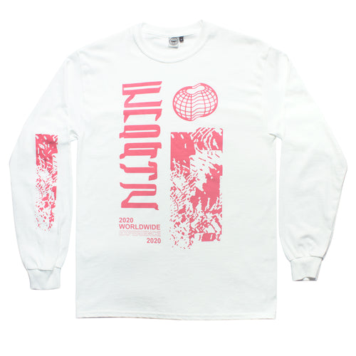 Endayz Day Zero Experience Long sleeve white