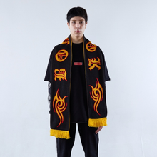 Volchok Flames scarf