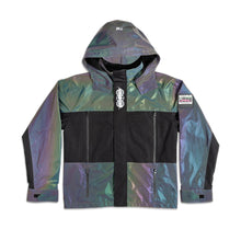 GOODBOIS GEOTAG RADAR SHELL JACKET OILSPILL REFLECTIVE