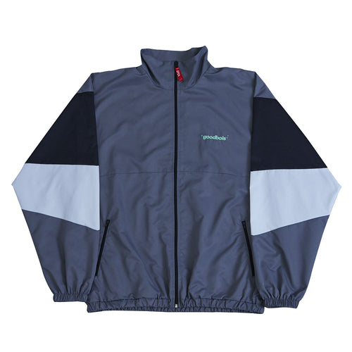 Official Tech Track Jacket Grey
