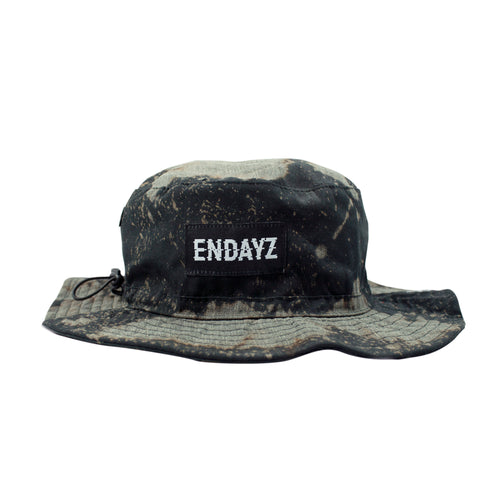 Endayz bucket hat space camo