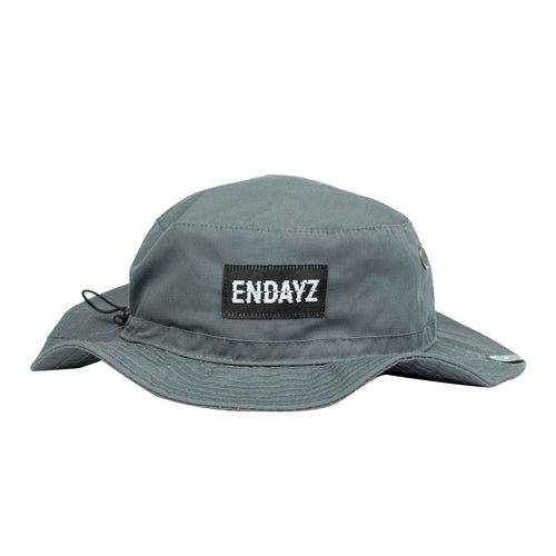 Endayz bucket hat grey